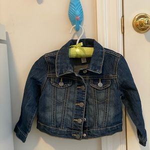The Children's Place 1989 Jean Jacket 18-24 mo